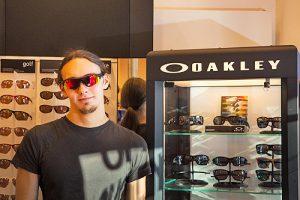 Oakley-Sportbrillen