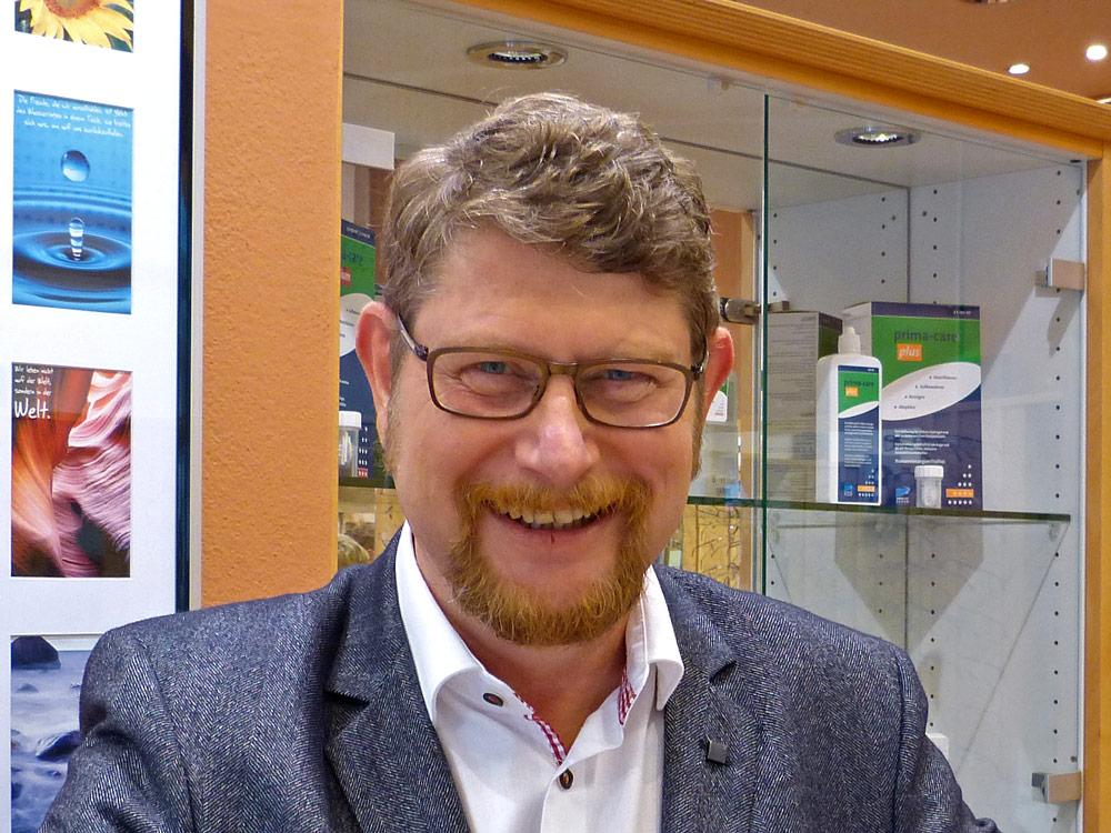 Heinrich Weber - Augenoptikermeister