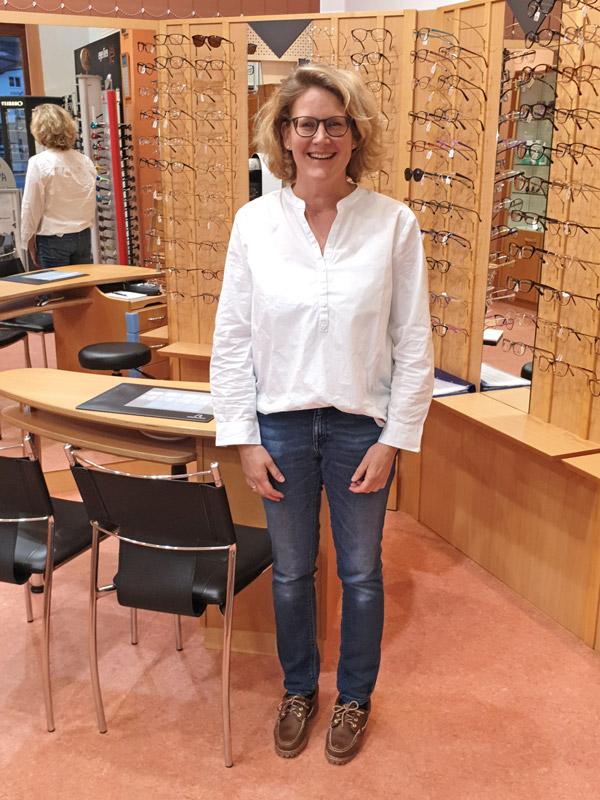 Elisabeth Rieger - Augenoptikerin