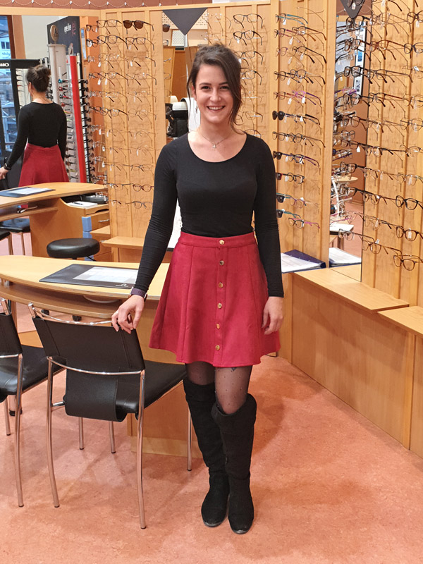 Lena Jansing - Fachverkäuferin