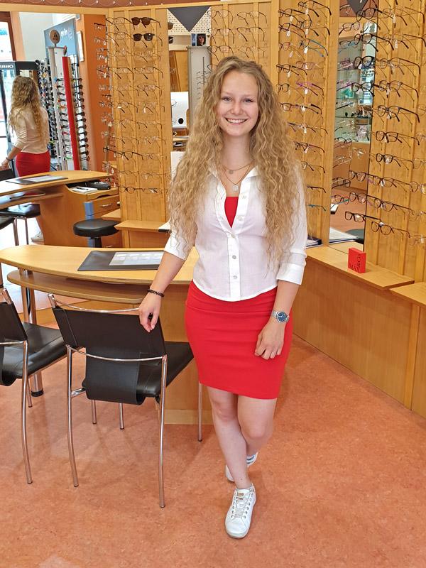 Magdalena Seidinger - Augenoptikerin